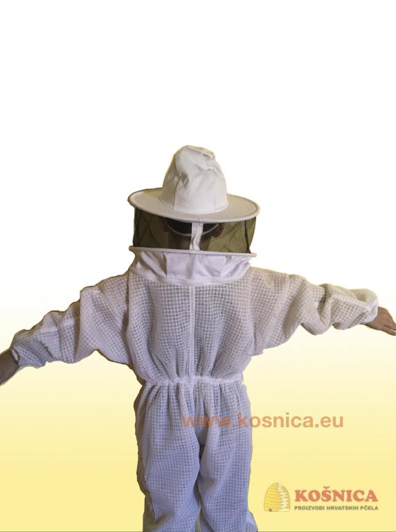 Košnica ventilirajuća zaštitna pčelarska odjeća.