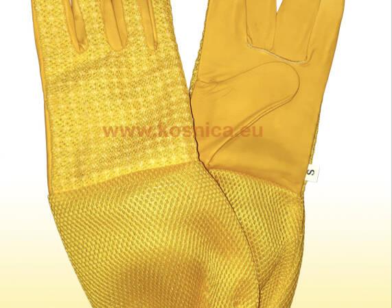 Košnica troslojne prozračne ventilirajuće troslojne rukavice specijal- najprozračnije rukavice na tržištu.