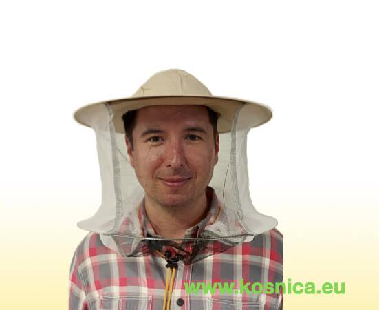 Pčelarski šešir. Šešir za pčelare.