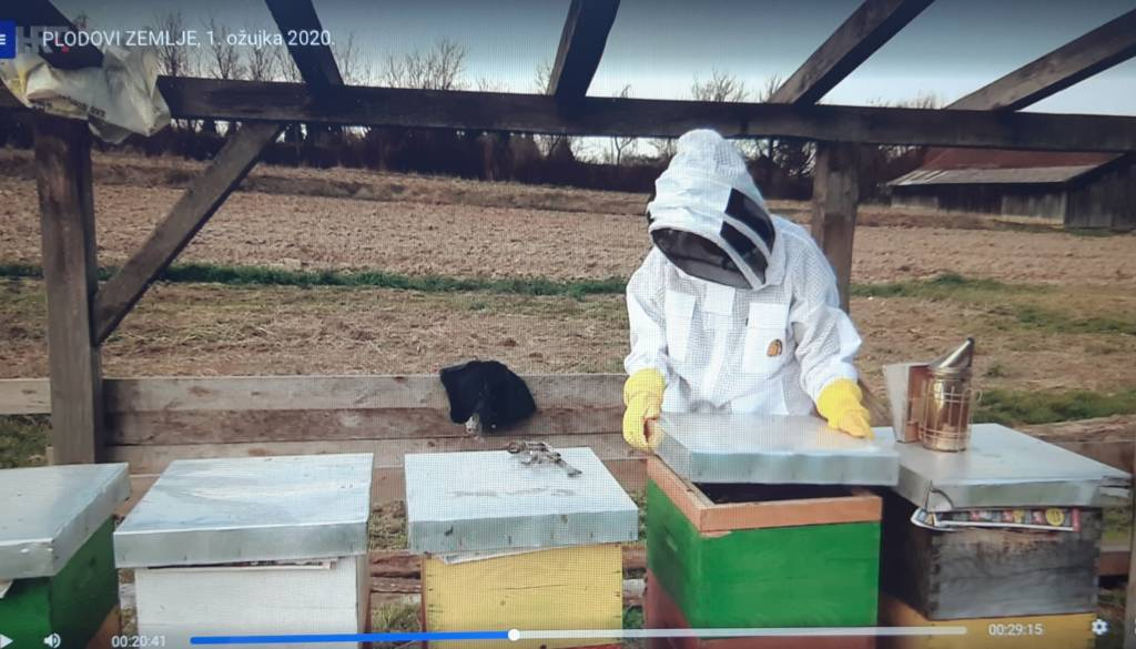 Košnica ventilirajuća prozračna pčelarska odjeća