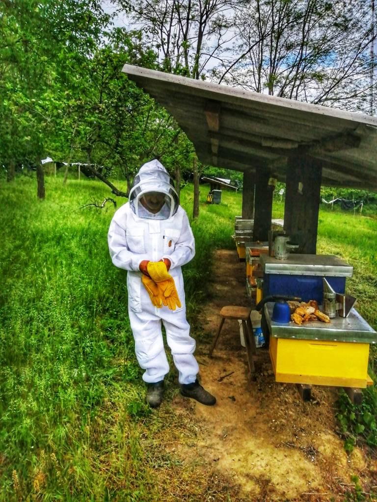 Košnica ventilirajuća prozračna zaštitina pčelarska odjeća